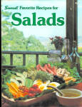 Sunset Magazine, Favorite Recipes For Salads