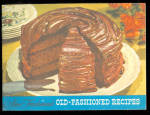 1951 New Fashioned Old Fashioned Recipe Book
