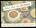 1952 Knox Gelatine Cookbook