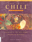 The Real Chili Cookbook - Lambert