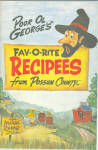 Poor Ol George's Fav-o-rite Recipees