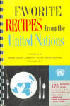 1950's Favorite Recipes From The United Nations