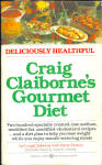 Craig Claiborne's Gourmet Diet Cookbook