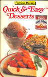 Borden's Quick And Easy Desserts