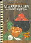 Americana Cookery, Illustrated Cookbook