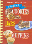 Famous Brand Name, Cookies, Bars And Muffins Cookbook