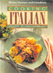 Bhg Cooking Italian Cook Book