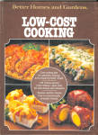 Bhg Low - Cost Cooking Cookbook