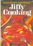 Bhg Jiffy Cooking Cookbook