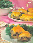 Kitchen Fare, Easy Meals Cookbook