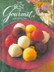 1991 The Best Of Gourmet Cookbook