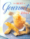 2001 The Best Of Gourmet Cook Book
