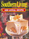 Southern Living 2000 Annual Recipes Cookbook