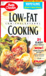 Betty Crocker Low Fat Low Cholesterol Cookbook