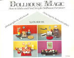 Dollhouse Magic, How To Make Simple Furnishings