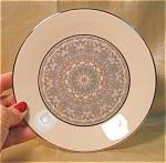 Lenox Projection Pattern Porcelain Bread And Butte