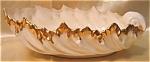 Vintage Creamy Lenox Porcelain Leaf Bowl