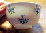 Melba English China Chintz Pattern Sugar Bowl
