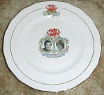 English Porcelain Charles Diana Wedding Plate
