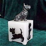 Scottie Dog Scottish Terrier Nite Lite Lamp
