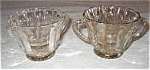 1940-50's Golden Spatter Glass Creamer Set