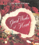 Great Works Of The Heart Needlework Book