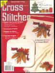 October 1992 The Cross Stitcher Magazine