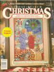 1992 Bhg C Ross Stitch Christmas Magazine