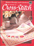 Bhg Pleasures Of Counted Cross Stitch Book