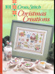 101 Cross Stitch Christmas Creations Book