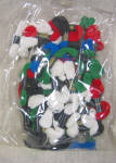 53 Skeins Of Embroidery Floss, New Never Used