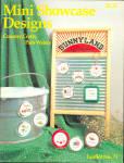 Mini Showcase Design Counted Cross Stitch Designs