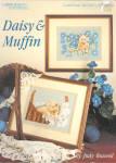 Daisy And Muffin Marmalade Kitten Cross Stitch Leaflet