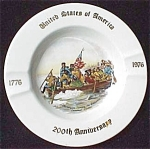 Usa Bicentennial Souvenir Ashtray