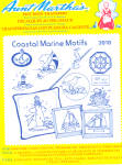 Aunt Martha's Hot Iron Transfers - Coastal Marine Motif