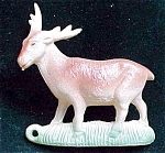 Occupied Japan Celluloid Elk Toy Holiday Figure