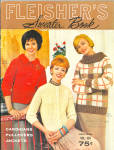 Fleisher's 1961 Revised Sweater Book For Knitting