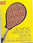 Dover Needlework Geometric Needlepoint Design Book