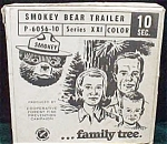 Smokey Bear Character Advertising Film W/ Box