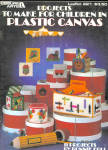 Leisure Arts Plastic Canvas Projects For Children