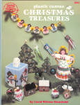 Plastic Canvas Christmas Treasures Booklet