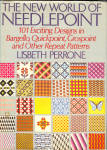 Lisbeth Perrone, The New World Of Needlepoint Book