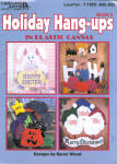 Holiday Hang-ups In Plastic Canvas Book