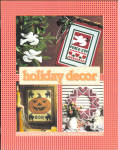 Leisure Arts Holiday Decor In Plastic Canvas