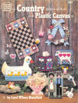Country Plastic Canvas Book Of Patterns