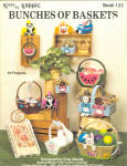 Kappie Orig. Bunches Of Baskets Plastic Canvas Designs