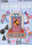 Year Round Welcome In Plastic Canvas Booklet