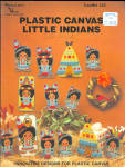 Plastic Canvas Little Indians Booklet
