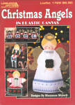 Leisure Arts Christmas Angels In Plastic Canvas