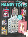 Plastic Canvas Handy Totes Pattern Book